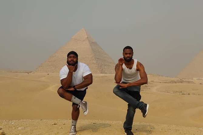 Private Tour To Giza Pyramids, Memphis City, Dahshur And Sakkara Pyramids