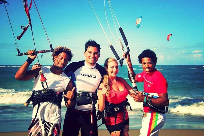 Five Star Dominican Kite Surfing Camp. (3 Day Experience)