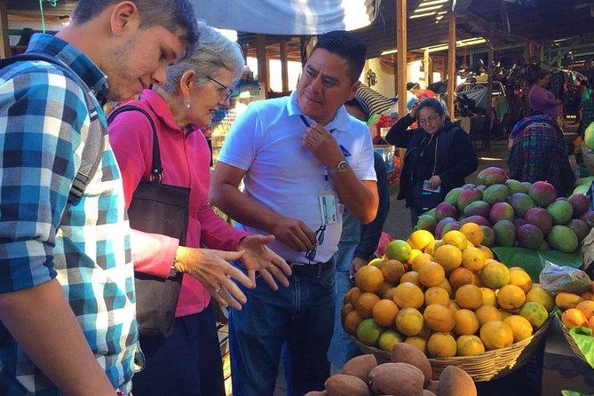 Puerto Quetzal Shore Excursion: Gastronomic cultural & traditional Antigua