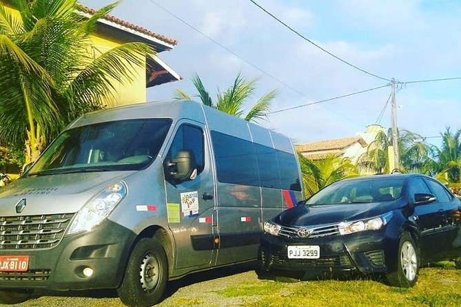 Transfer between Salvador Airport and Praia do Forte by Bahia Top Turismo