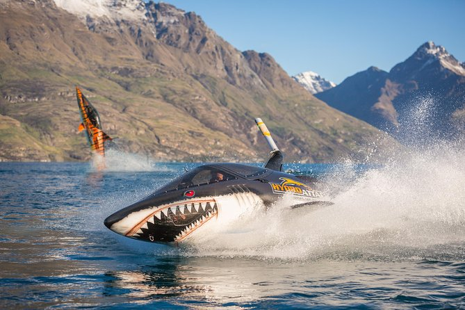 Earlybird Shark Ride Experience in Queenstown