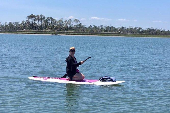 Tybee Island Paddleboard Tour and Yoga