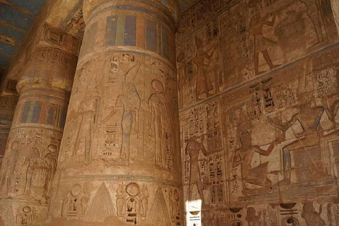 Low Cost Luxor Full Day Tour West Bank