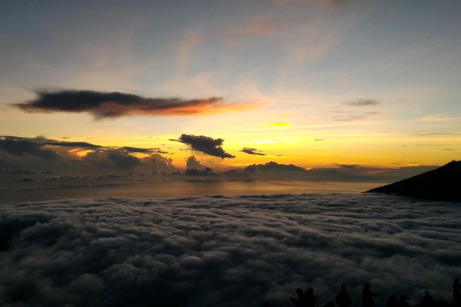 Mt Batur Sunrise Trekking with Licensed Local Guide