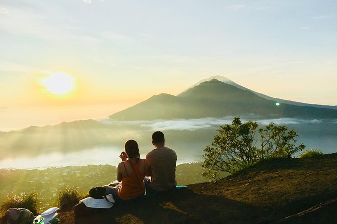Mt Batur Sunrise Trekking with Best Local Guide.