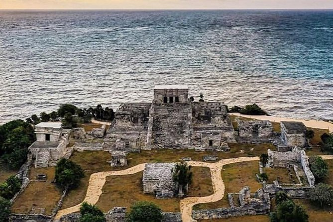 Full-Day Coba and Tulum Tour and Playa del Carmem with Lunch