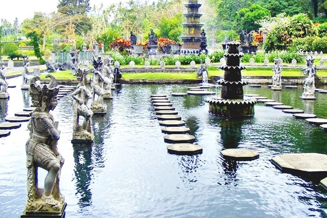 Bali Heavenly Gate & Royal Spring