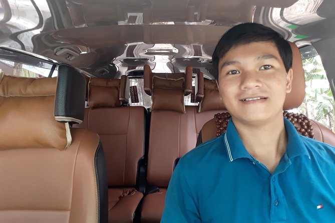 Private car to My Son with Thao driver ( 55 usd/ 7 seater cars )