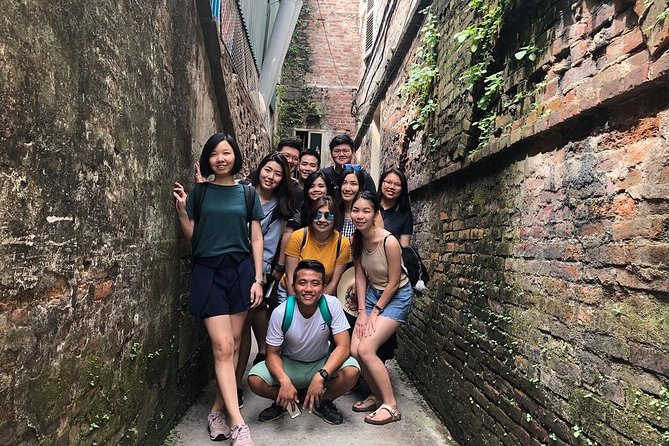 Hanoi Old Quater Walking Tour