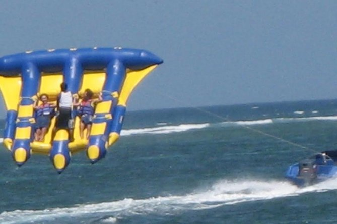 Bali water sport package: Tandem Parasailing, Dive Walk, Fly Fish and Jet Ski photo 6