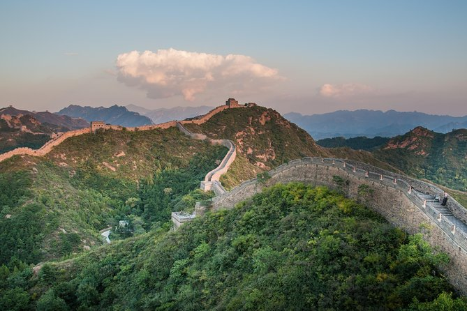 Skip the Line: Access Private Forbidden City and Mutianyu Great Wall Trip Ticket