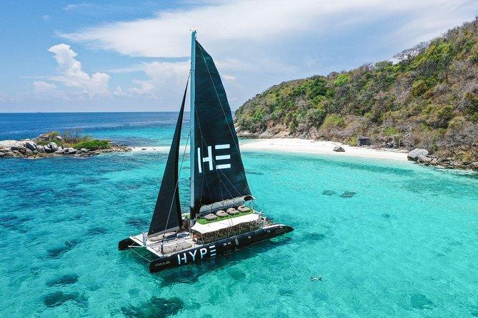 Hype Boat Club: Phuket 's Most Stylish & Unique Catamaran Experience