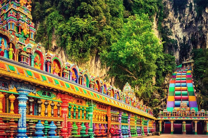 From Singapore:Private Full Day Kuala Lumpur Customized Tour with Private Driver