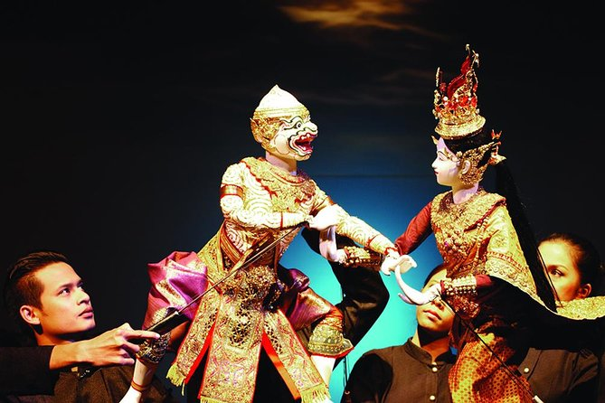 Joe Louis : The Art of Thai Cuisine @ Asiatique Bangkok Admission Ticket