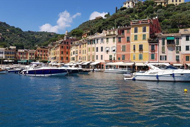 Portofino e San Fruttuoso
