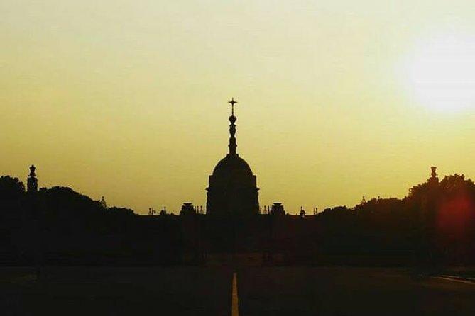 New Delhi Tuk-Tuk tour