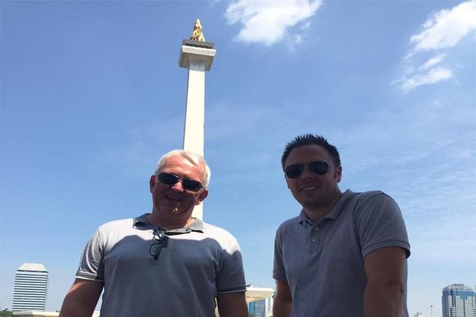 Jakarta Private Tour With Guide and Lunch