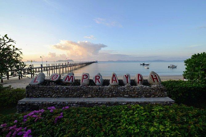 Koh Samui to Phuket by Lomprayah High Speed Catamaran and Coach