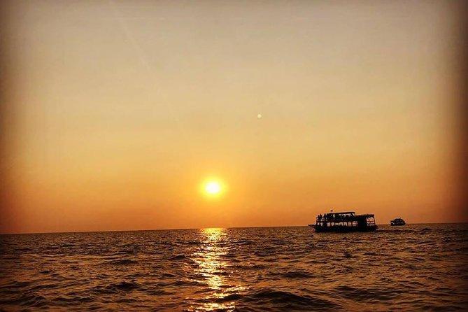 Sunset Floating Village (Komphong Pluk ) PRIVATE TOUR