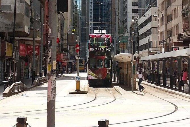 Hong Kong local tram