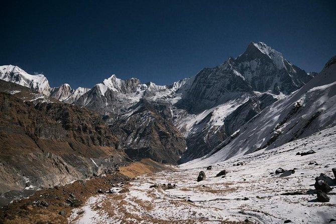 15 Days Annapurna Base Camp Yoga Trekking in Himalayan country Nepal ( ABC)