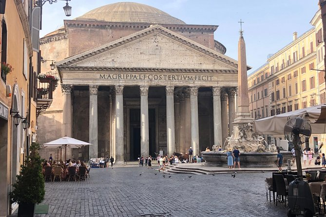 Rome private tour: skip the line tickets & private guide all included