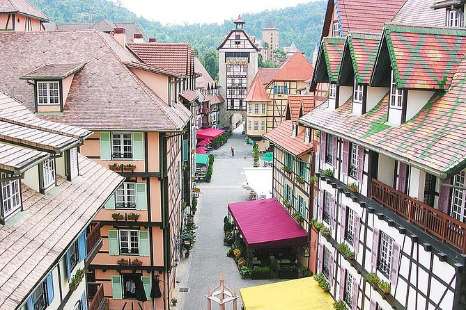 Bukit Tinggi French Village Tour