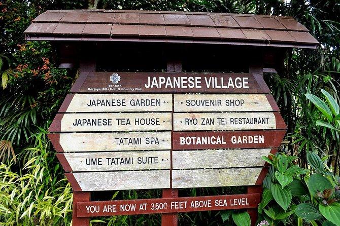 Bukit Tinggi French Village Tour