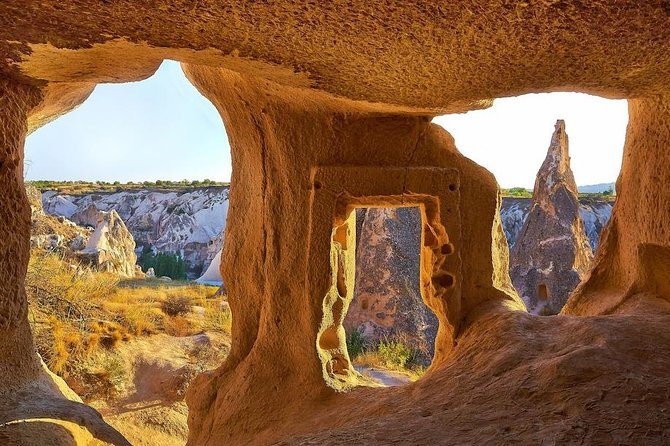Northern Cappadocia Tour - Fairy Chimneys, Goreme National Park, Avanos, Uchisar