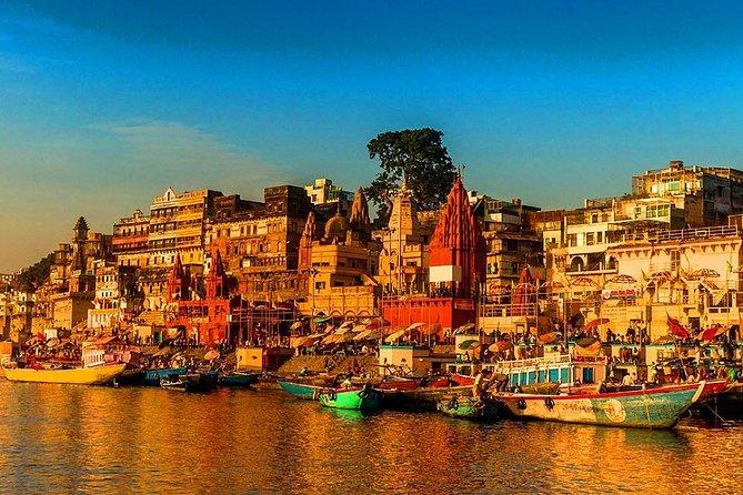 8 Days Private India Golden Triangle Tour with Delhi Jaipur Agra Varanasi