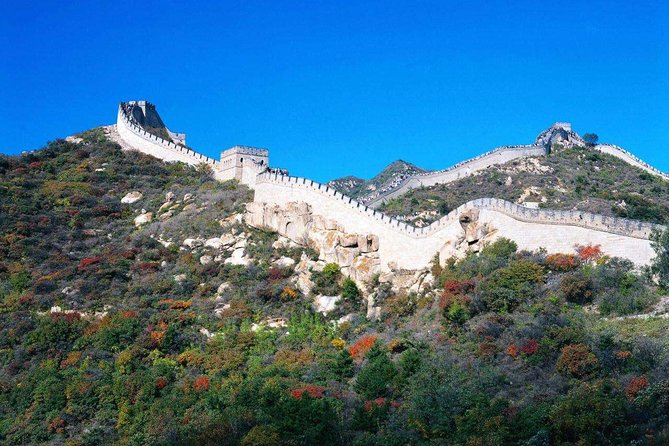 Beijing Badaling Great wall and Dingling Ming tomb SIC tour with shops