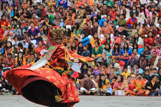 Best of Bhutan Tour( Culture- Hikes- Architecture- Short Trek- Festival )