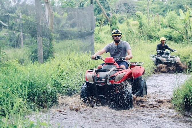ATV Quad Bike from Bali with Lunch and Return Transport