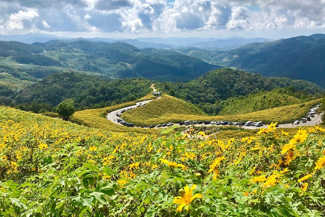 Mae Hong Son Loop Tour