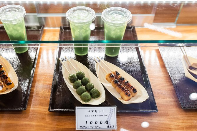 Traditional Japanese Sweets Experience