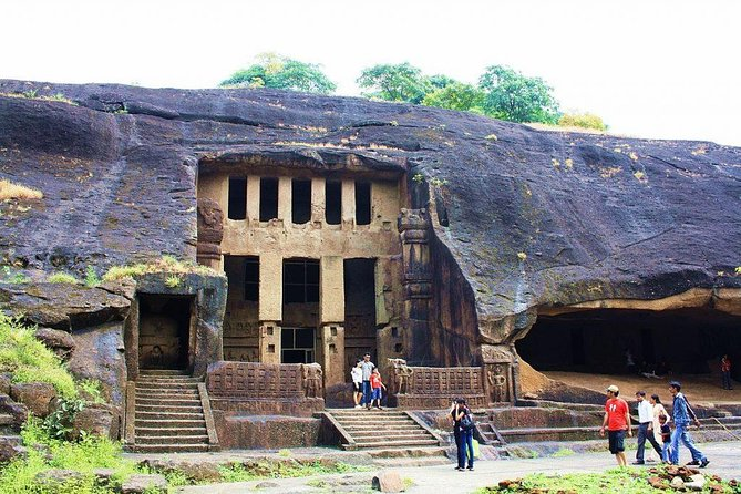Private Full-Day Mumbai City Tour with Kanheri Caves Excursion