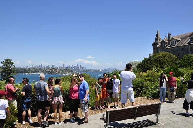 Sydney Sightseeing Bus Tour with Bondi Beach