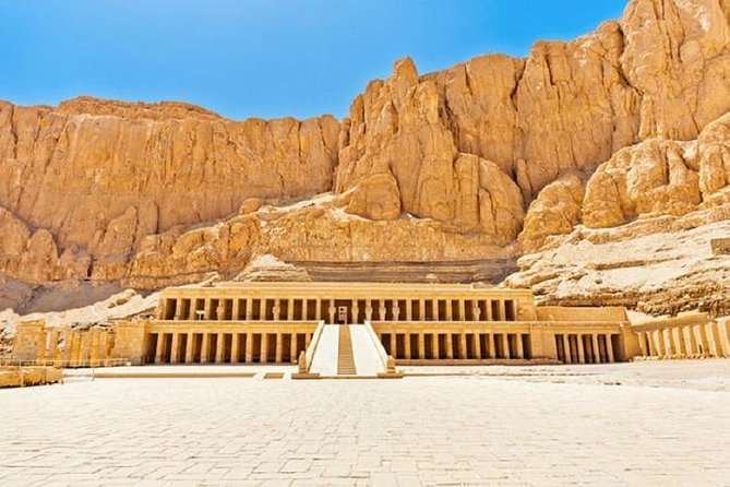 Tour to the West Bank in Luxor