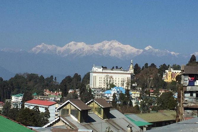 Sikkim and Darjeeling