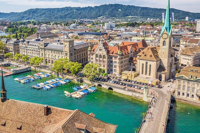 Private Transfer from Brussels to Zurich with Luxury car
