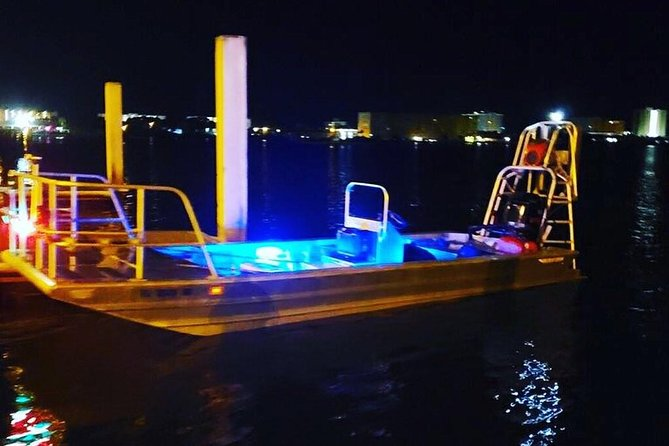 Flounder, Gigging and Bowfishing Night Charter