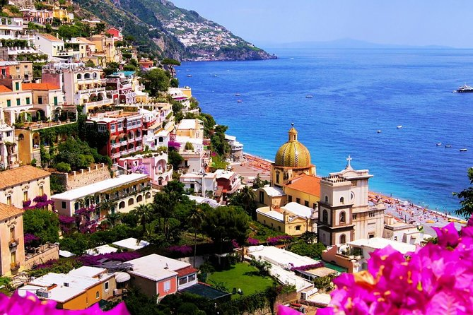 Amalfi Coast Drive - Private Car Tour 1-3 Pax