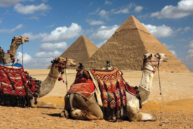 12 Days Package Cairo, Hurghada, and Nile Cruise
