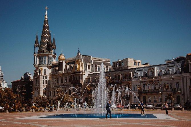 Batumi city tour