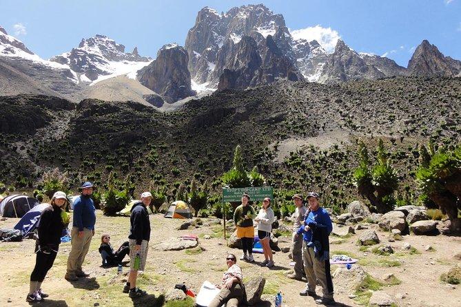 Mt Kenya Day Trip Hike From Nairobi