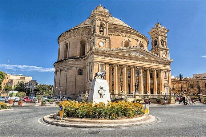 Mosta Basilica, Mdina & Hagar Qim Temple
