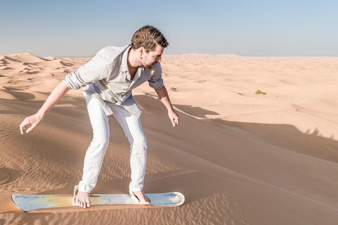 Dubai Desert Safari Red Dune: BBQ, Camel Ride & Sand-boarding photo 7