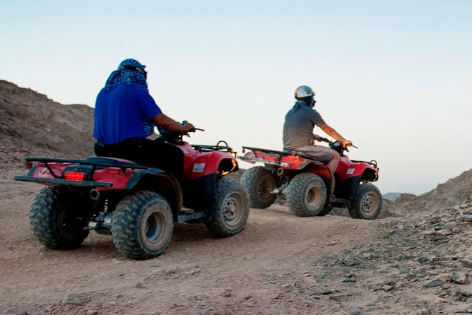 Super Safari Excursion By ATV Quad & Sunset - Marsa Allam