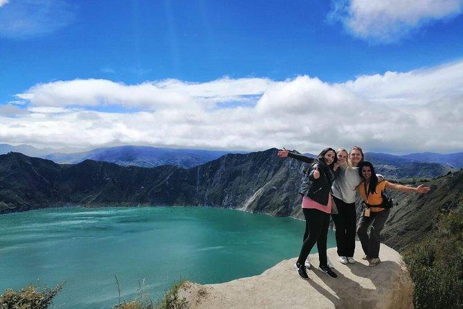 Quilotoa Full Day Tour - Tudo incluído com Quito pick up e drop off
