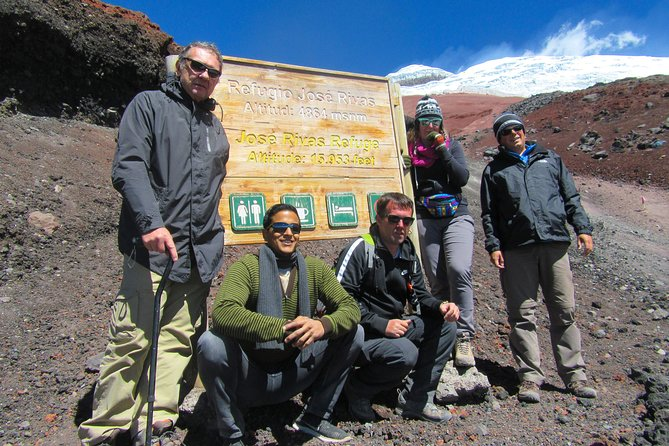 Cotopaxi Full Day Tour - All included - Guided hike and National Park entrance
